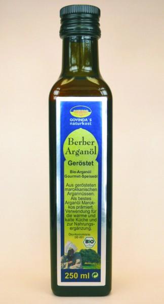Berber Arganöl geröstet