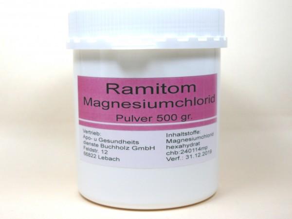 Magnesiumchlorid 500gr