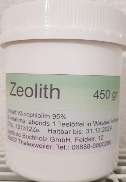 Zeolith 450 gr