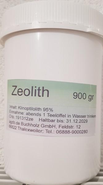 Zeolith 900 gr