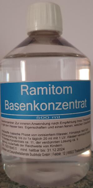 Ramitom Basenwasser 500 ml