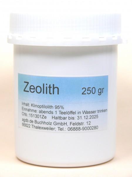 Zeolith 250 gr