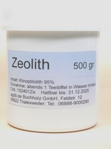 Zeolith 500 gr