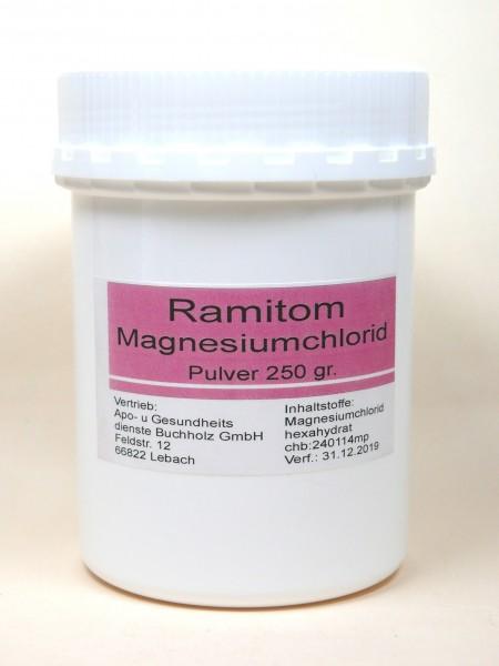 Magnesiumchlorid 250gr