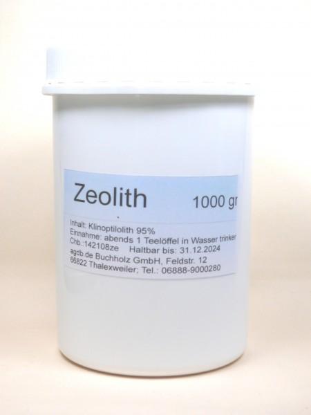 Zeolith 1000 gr