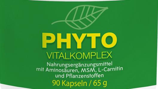 Phyto Vitalkomplex 90 Kapseln