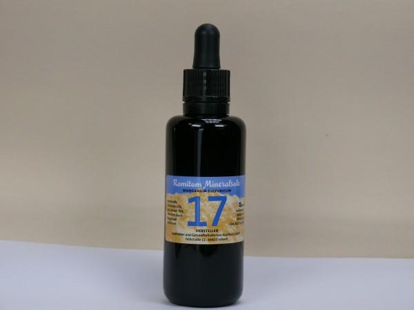 Ramitom Mineralsole Nr.17 50ml